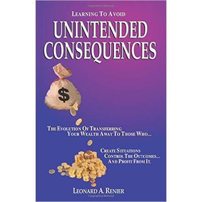 Learning to Avoid Unintended Consequences